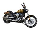 New 2013 Harley-Davidson® Softail® Blackline™