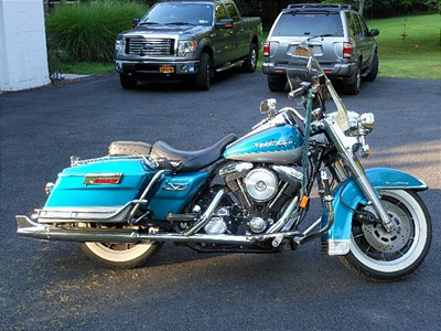 Photo of a 1994 Harley-Davidson&reg; FLHR Road King&reg;