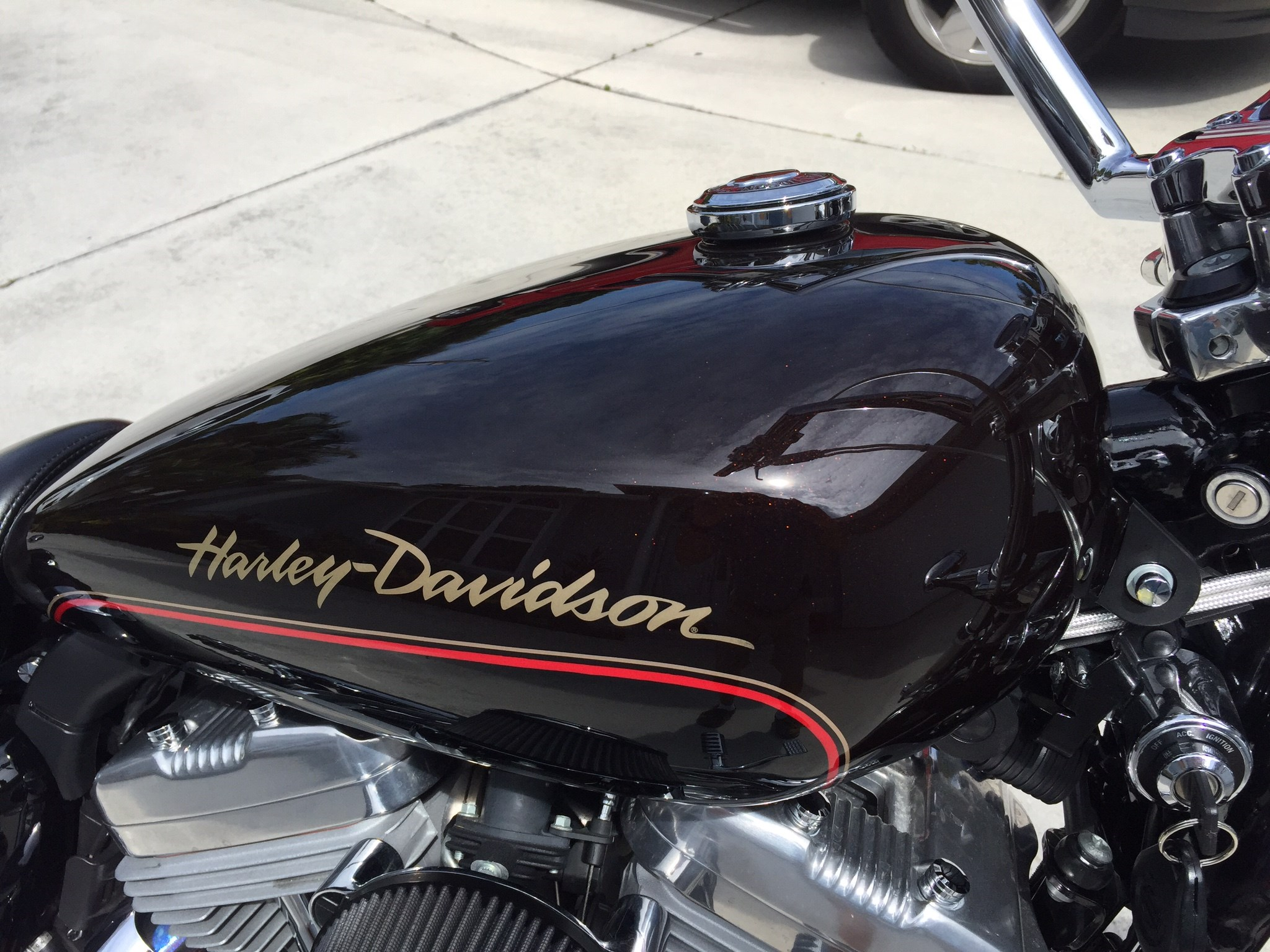 2011 Harley Davidson 174 Xl883l Sportster 174 883 Superlow