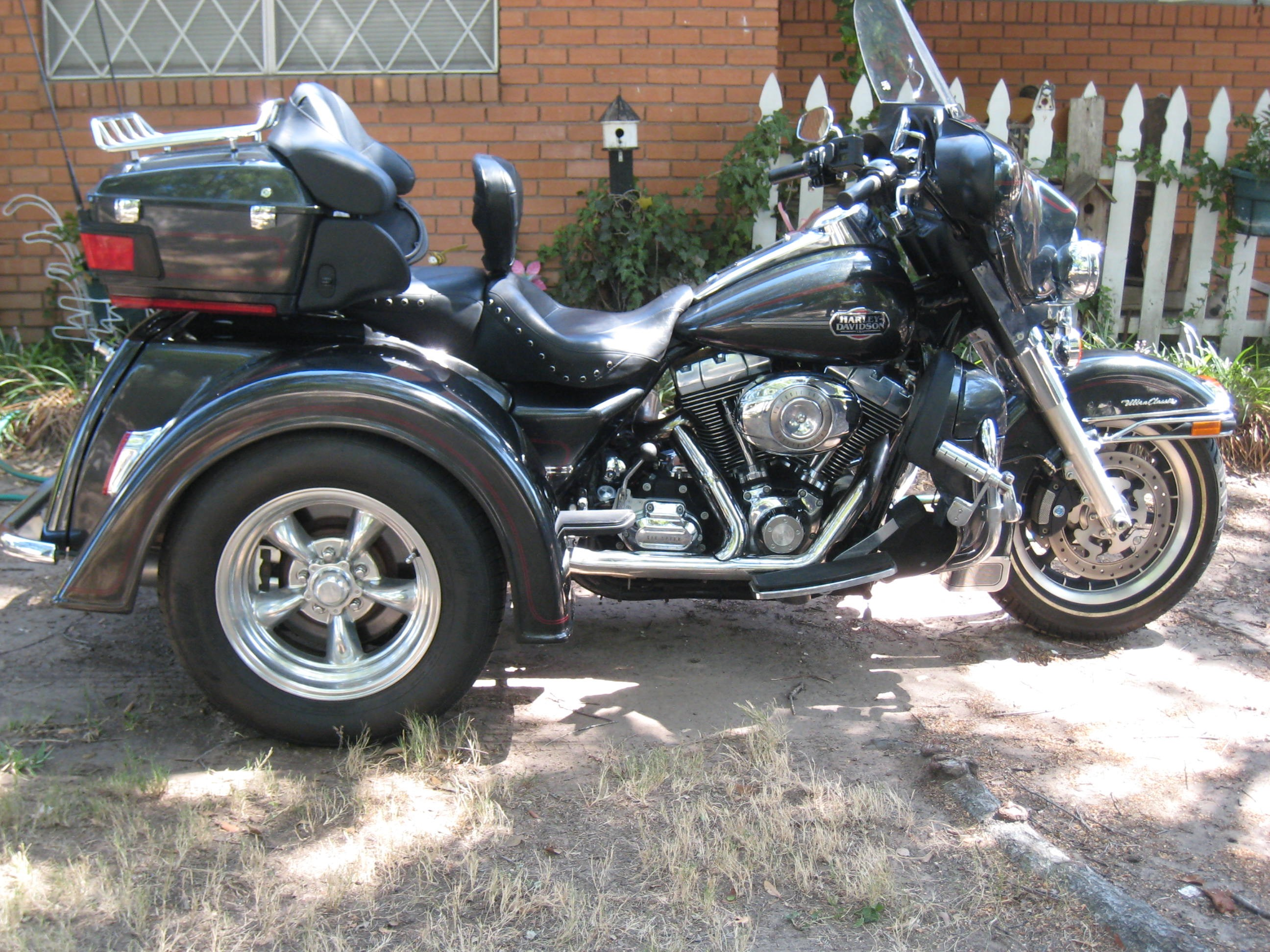 harley davidson trikes for sale used motorcycles autos post. Black Bedroom Furniture Sets. Home Design Ideas