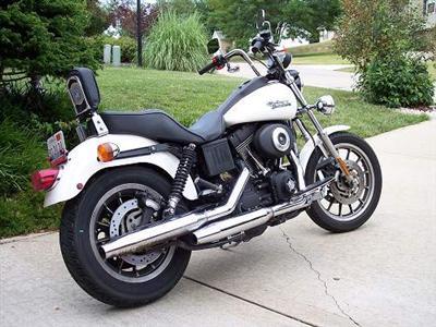 Harley Davidson Dyna Defender Police Motorcycle Model