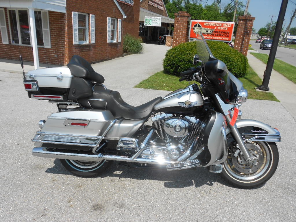 2003 Harley-Davidson® FLHTCU/I-ANV Ultra Classic® Electra Glide® Anniversary – $11900