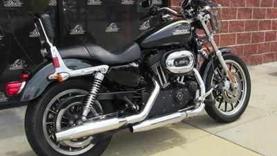 Used 2008 Harley-Davidson® Sportster® 1200 Roadster®