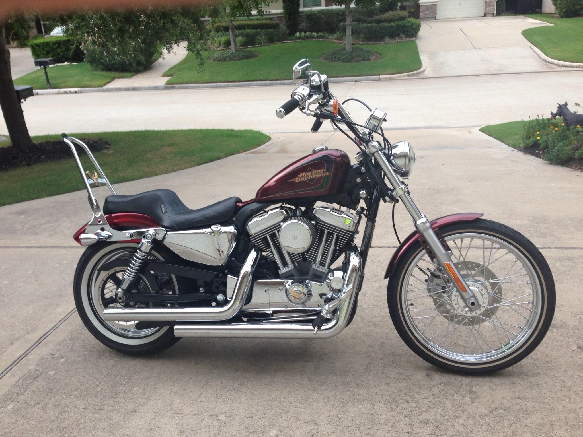 2012 Harley Davidson 174 Xl1200v Sportster 174 Seventy Two