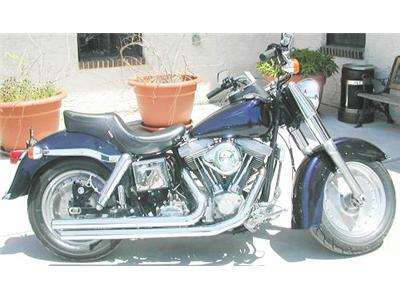 Used 1985 Harley-Davidson® Fat Bob®