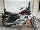Photo of a 1987 Harley-Davidson® XLH-1100 Sportster®