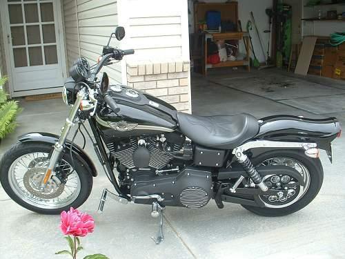 Harley Davidson Dyna Super Glide Custom Boise Id