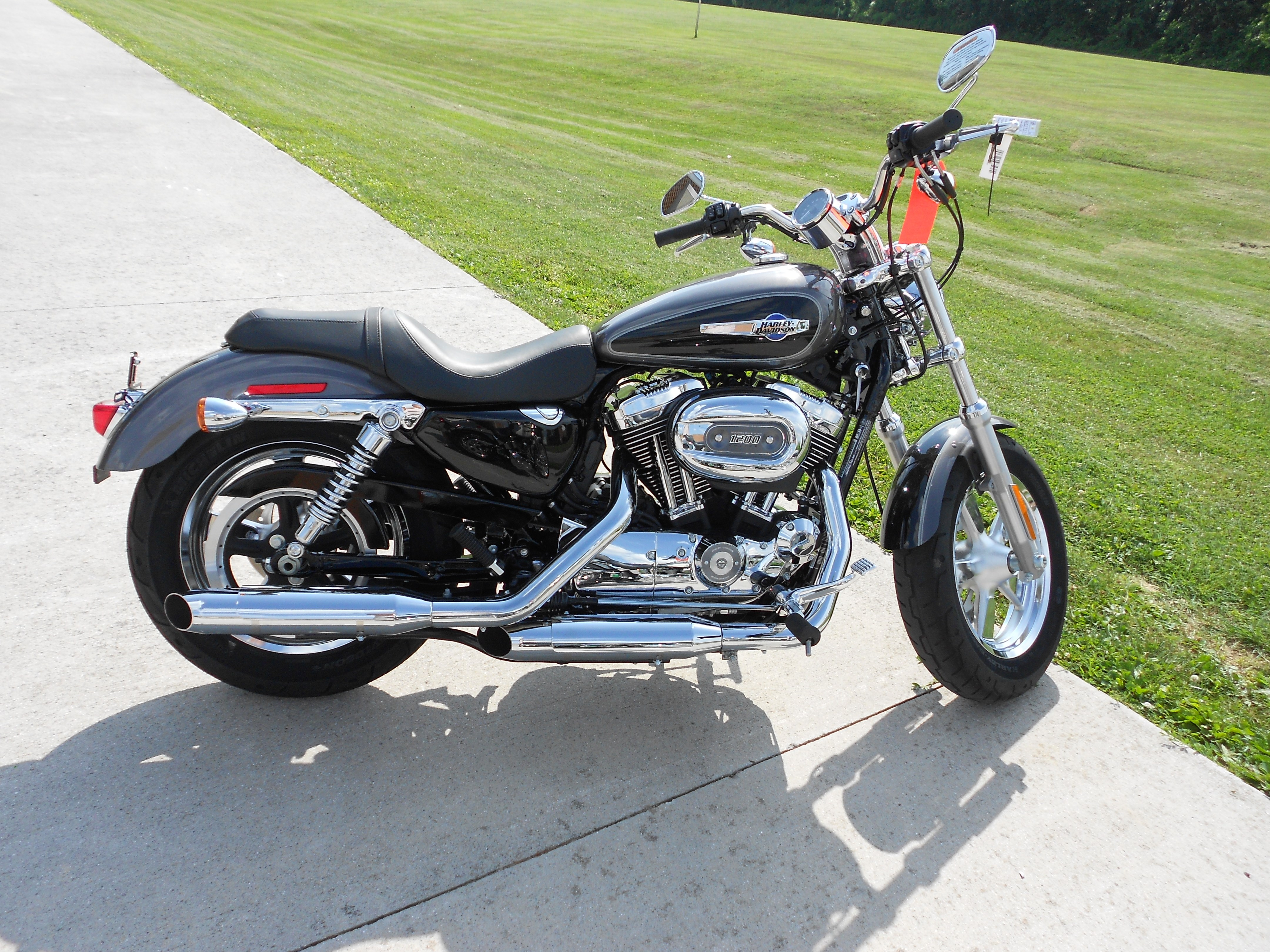2014 Harley-Davidson® XL1200C Sportster