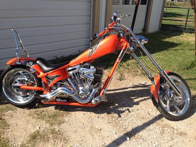 Used 2004 American IronHorse Texas Chopper