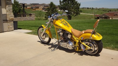 Used 2005 American IronHorse Legend