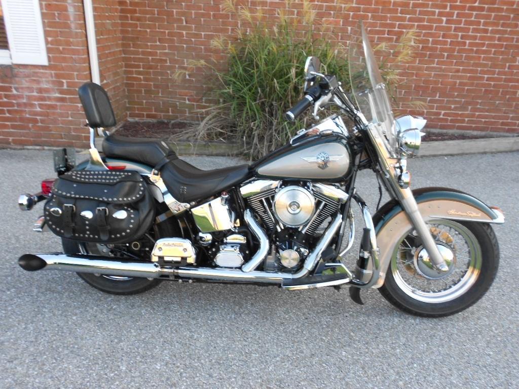 1996 Harley-Davidson® FLSTN Heritage Softail
