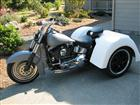 Used 2000 Trike Fat Boy Mystery Design Custom