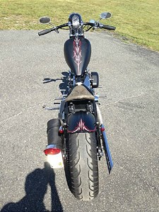 Used 2007 Flyrite Choppers Outlaws Ruin