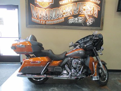 Used 2015 Harley-Davidson® Electra Glide® Ultra Classic®