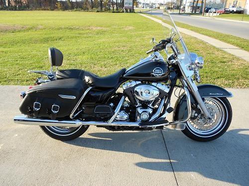 2008 Harley-Davidson® FLHRC/I Road King
