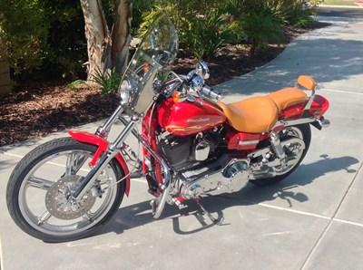 Used 2001 Harley-Davidson® Dyna Wide Glide®