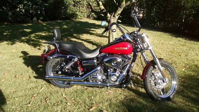 2010 Harley Davidson Dyna Super Glide Custom Fxdc: 2010 Harley-Davidson® FXDC Dyna® Super Glide® Custom (Two
