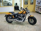 Photo of a 2014 Harley-Davidson® FXDF Dyna® Fat Bob