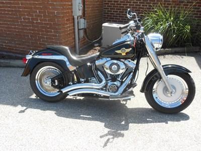 Used 2005 Harley-Davidson® Fat Boy® 15th Anniversary Edition