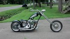 Used 2008 Sic Chopper Custom Chopper