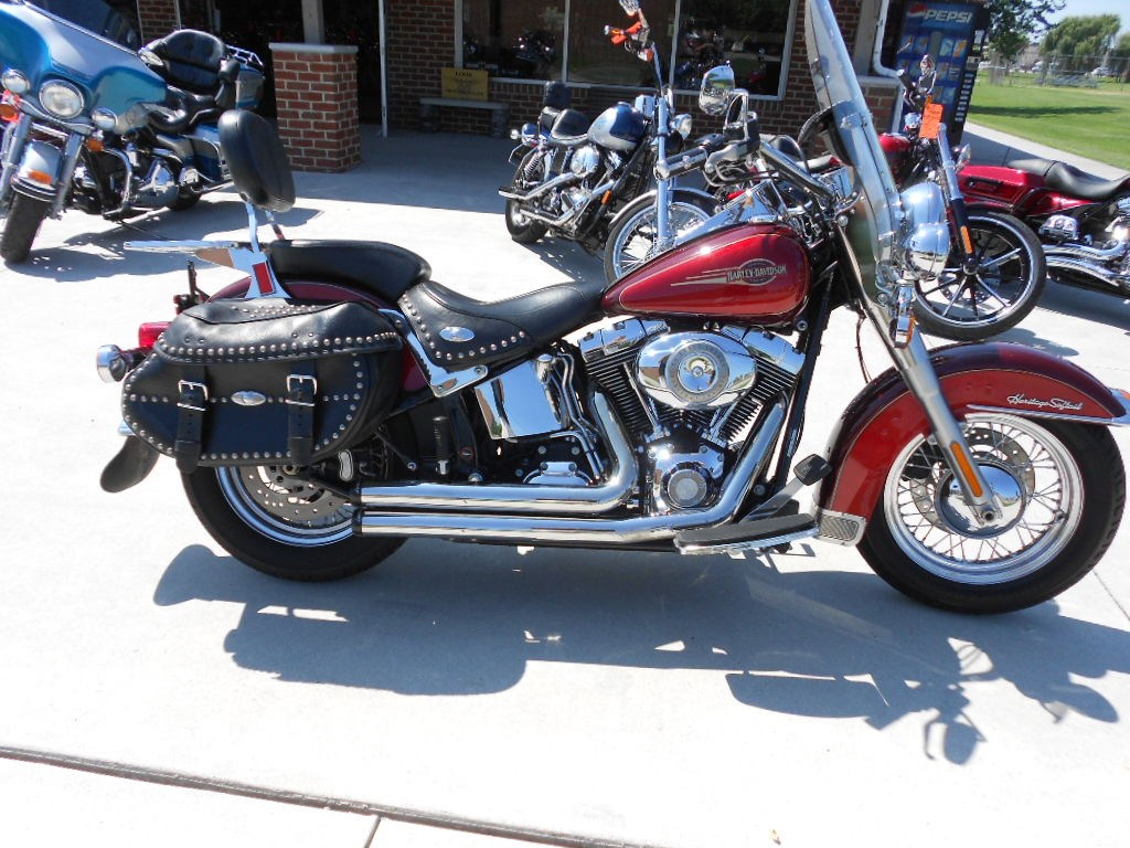 2008 Harley-Davidson® FLSTC Heritage Softail