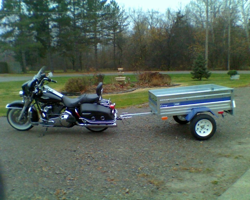 Harley Tour Pack Bushings