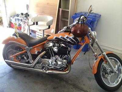 Used 2007 Hardcore Choppers Hardcore Chopper