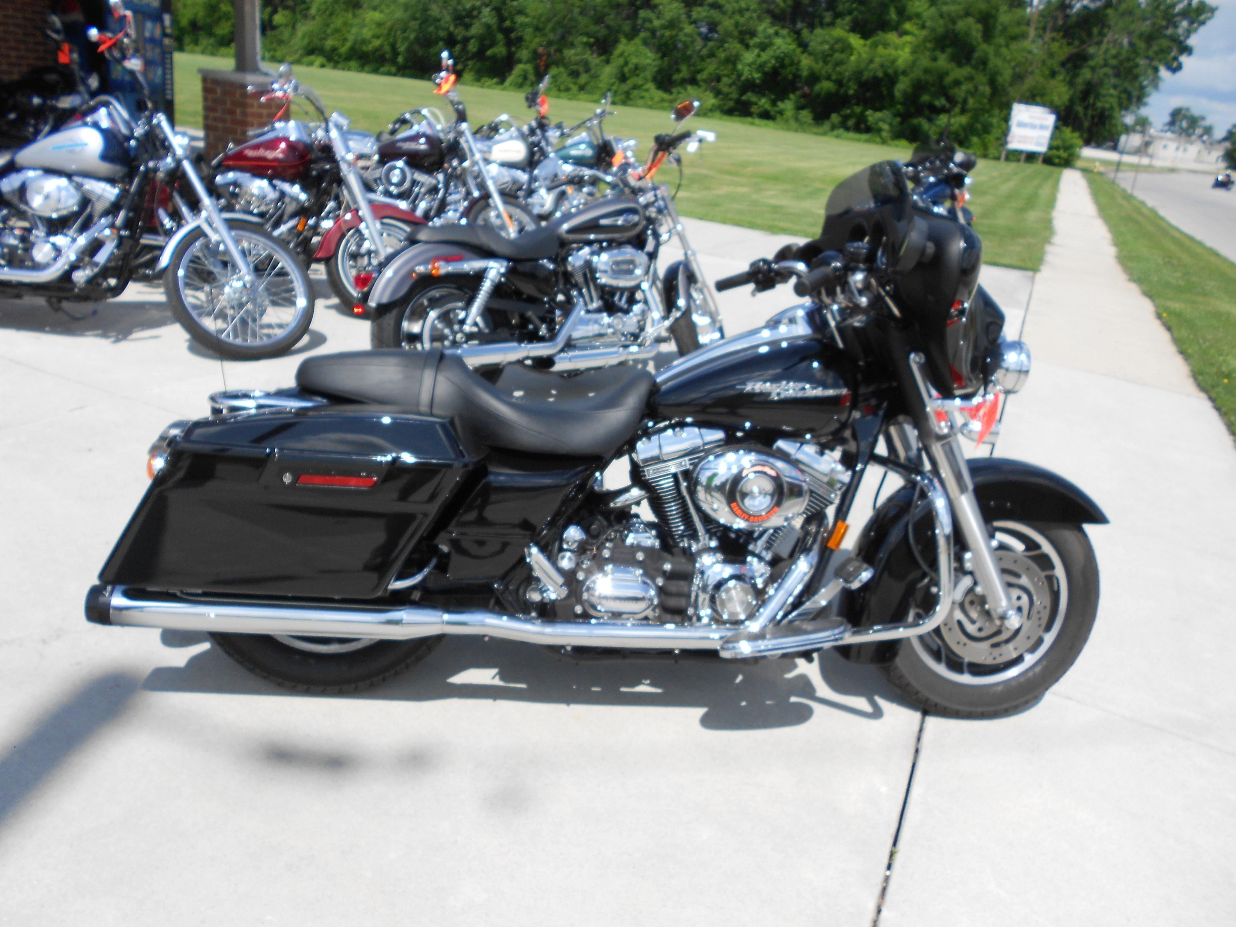 2007 Harley-Davidson® FLHX Street Glide