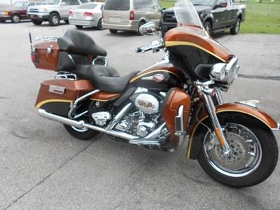 Used 2008 Harley-Davidson® Screamin' Eagle Ultra Classic® Electra Glide®