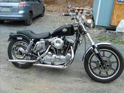 Used 1971 Harley-Davidson® Sportster Super H