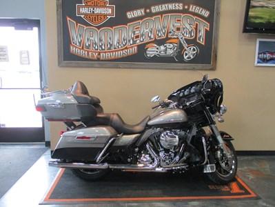 New 2016 Harley-Davidson® Electra Glide® Ultra® Limited