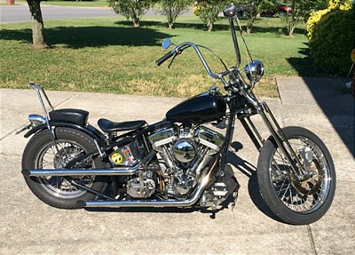 Used 2004 Flyrite Choppers Bobber