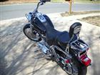 Photo of a 2009 Harley-Davidson® FXDC Dyna® Super Glide® Custom