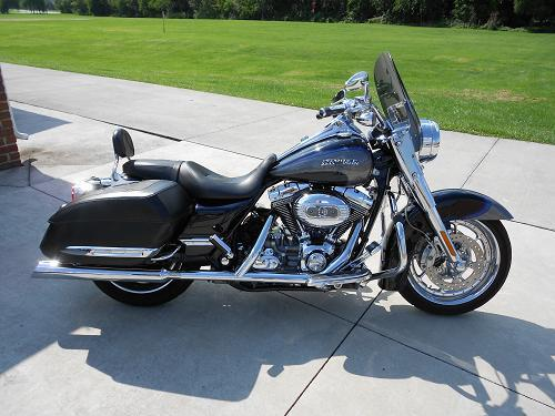 2008 Harley-Davidson® FLHRSE4 Screamin