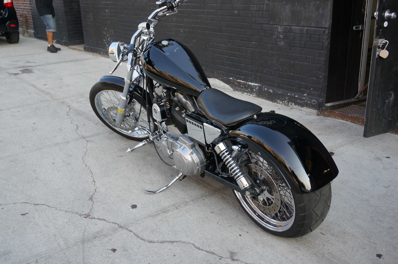 2002 Harley-Davidson® XL883R Sportster® 883 Roadster ...
