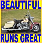 Used 1969 Harley-Davidson® Electra Glide® Fat Bob®