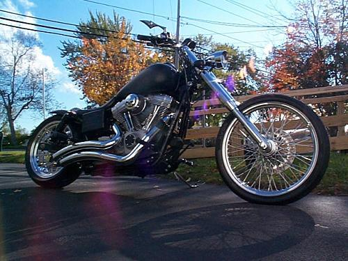 Harley Davidson 2010 Dyna Super Glide Custom 134 Miles: 2010 Harley-Davidson® FXDC Dyna® Super Glide® Custom (Flat