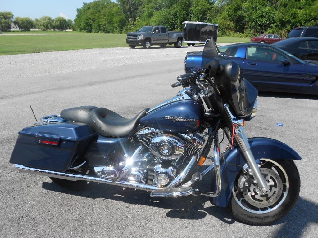 2008 Harley-Davidson® FLHX Street Glide® – $14500