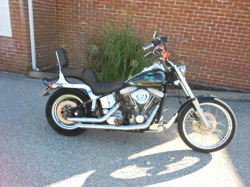 1987 Harley-Davidson® FXST Softail® – $5900