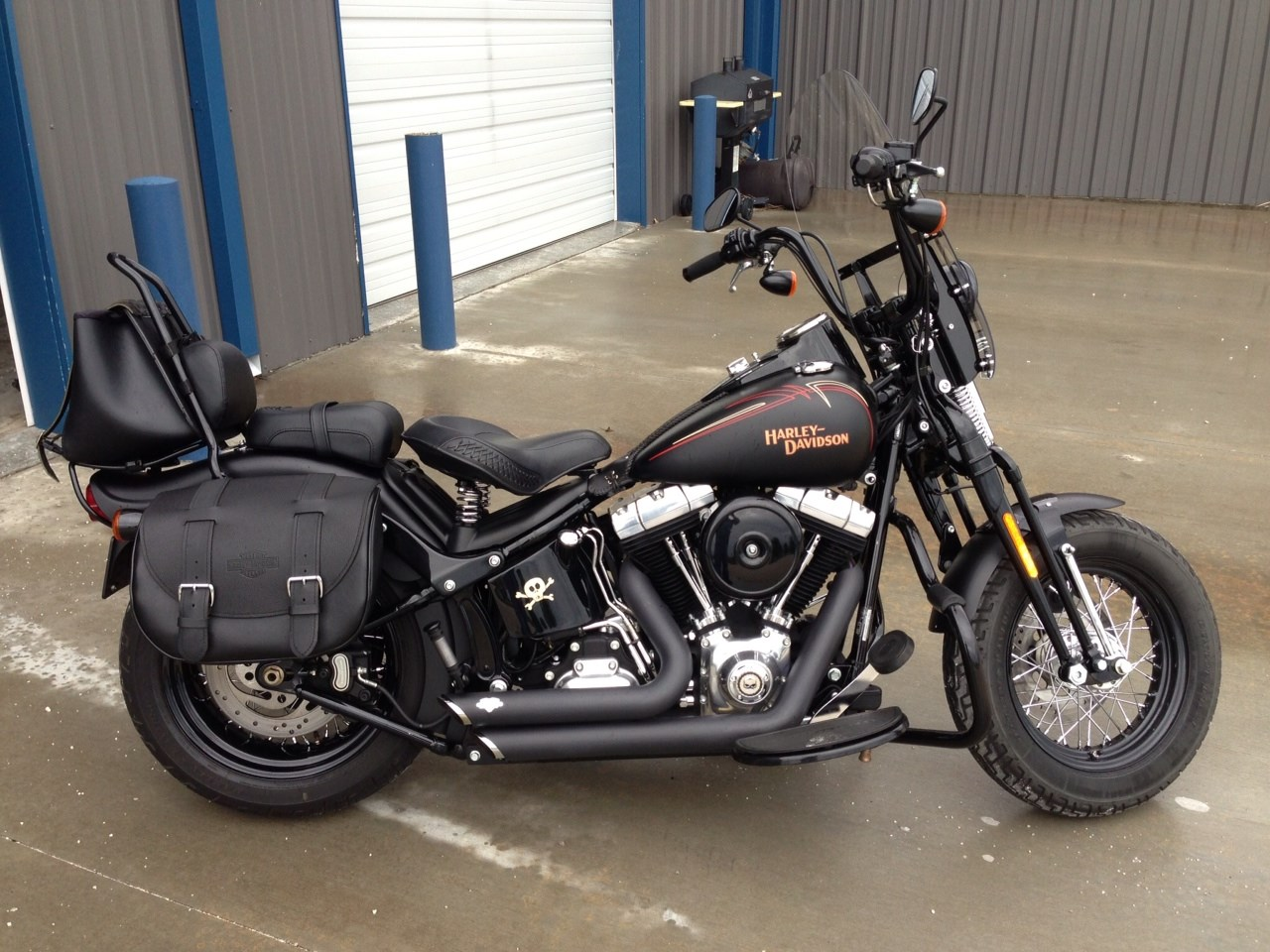 Crossbone Harley Davidson Price