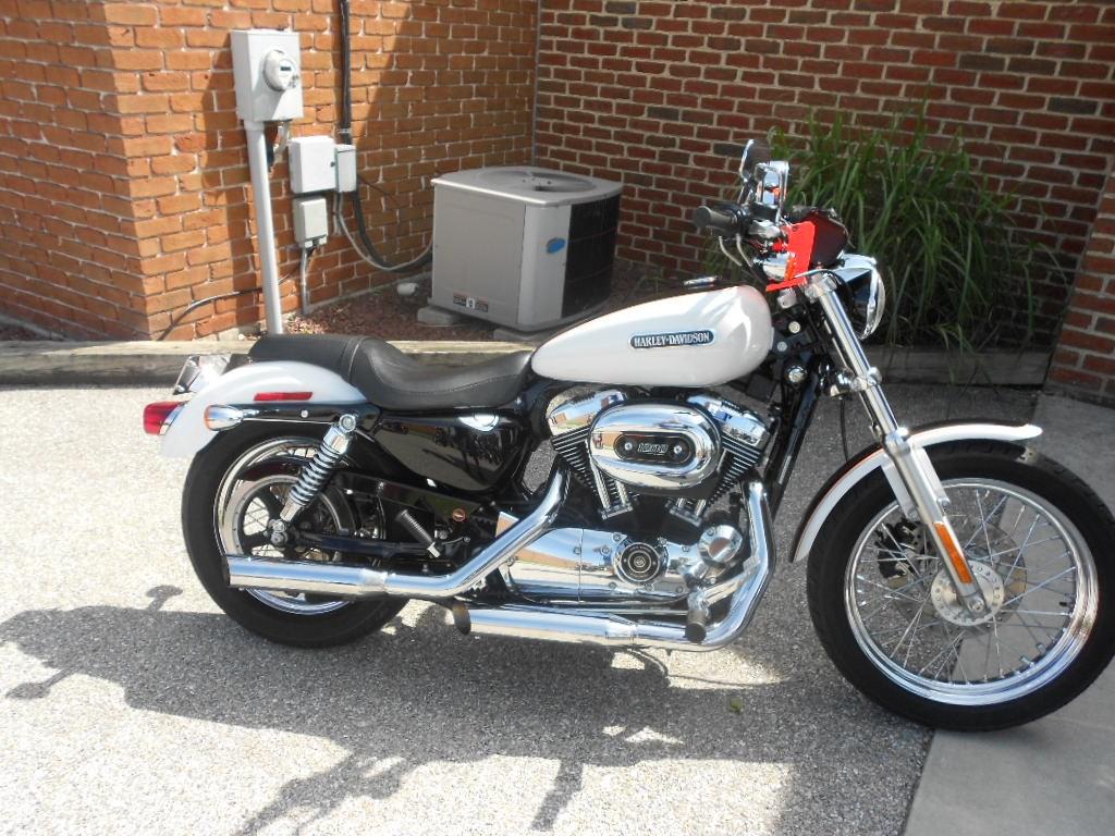 2006 Harley-Davidson® XL1200L Sportster® 1200 Low – $5500