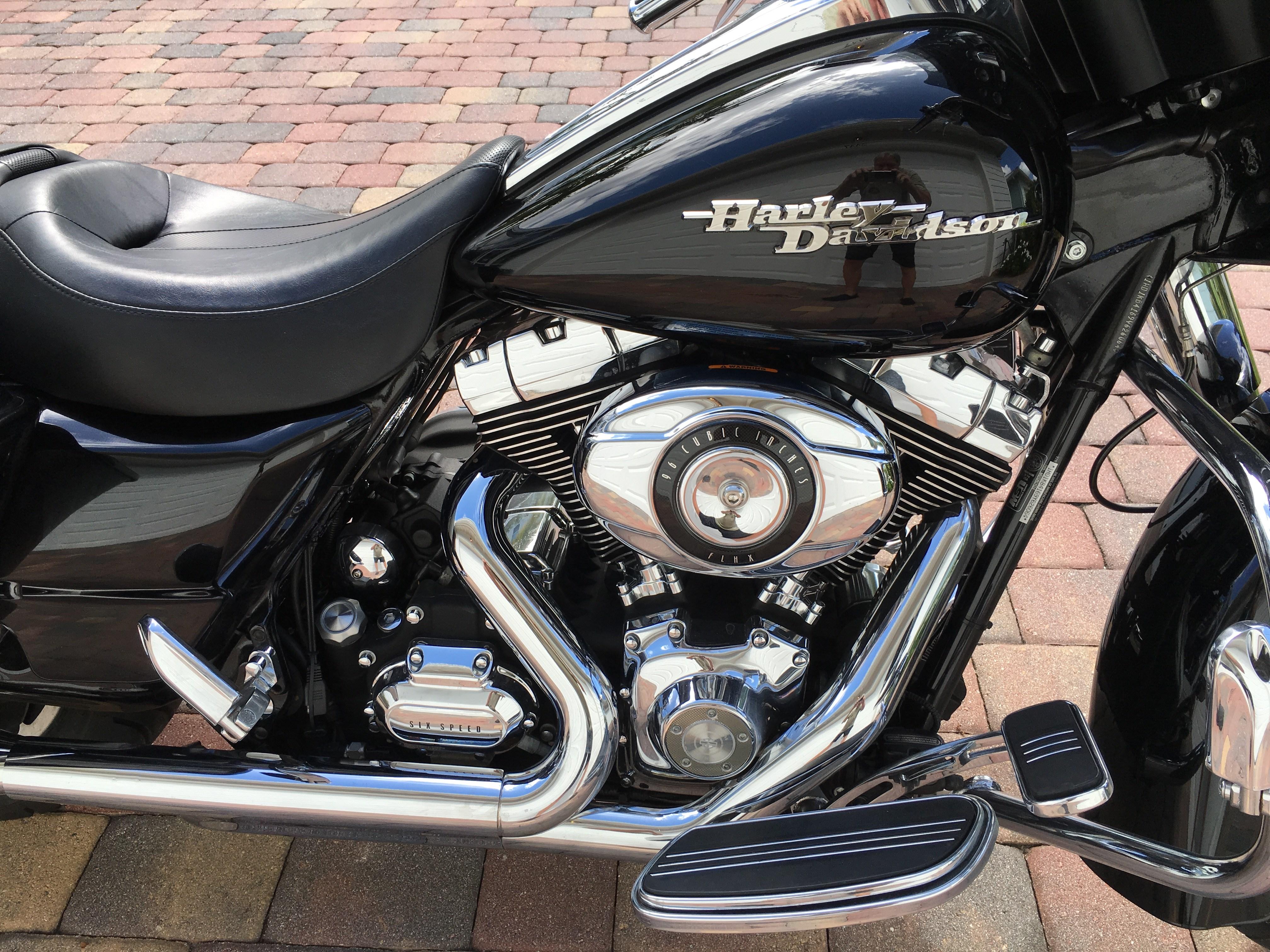 2016 Harley Dealer Newark De >> 2009 Harley-Davidson® FLHX Street Glide® (Vivid Black), Jupiter, Florida (628899 ...