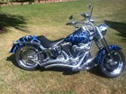 Used 2007 Harley-Davidson® Softail® Fat Boy®