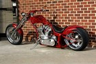 Used 2012 Hardcore Choppers Lifer All Fired Up Chopper