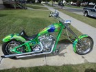 Used 2002 West Coast Choppers El Diablo