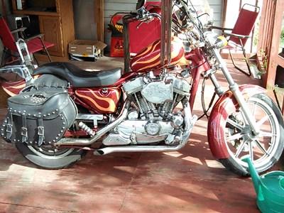Used 1989 Harley-Davidson® Sportster® 1200
