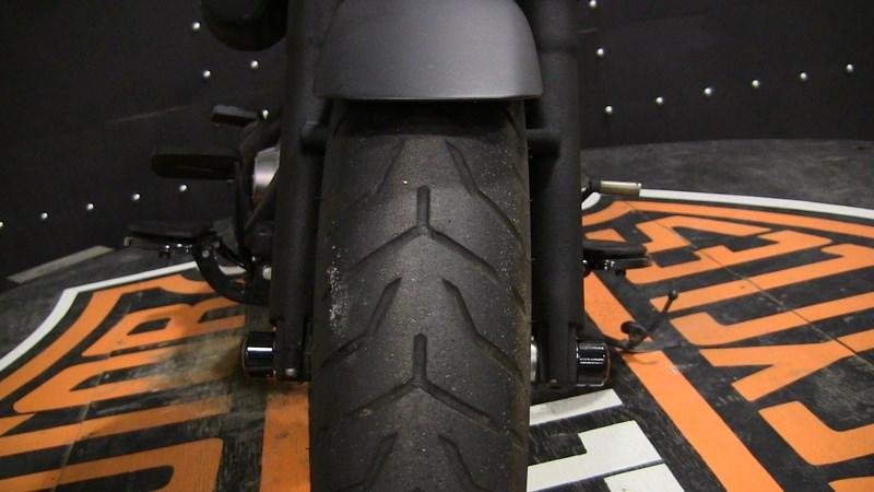 2012 Harley-Davidson® FLSTFB Softail® Fat Boy® Lo (Black Denim ...
