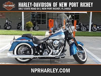 Used 2006 Harley-Davidson® Heritage Springer®