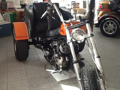 Used 1942 Harley-Davidson® Custom Trike