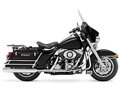 Used 2008 Harley-Davidson® Electra Glide® Police/Fire Rescue